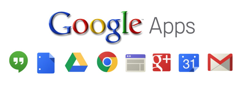 googleapps 800px website design wellington